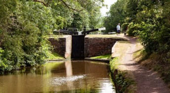 Filance Lock No. 37, at Penkidge