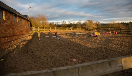 Where to learn to jump at the stables