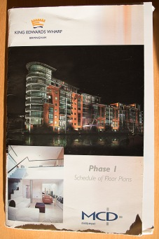 Sales Brochure - Front Cover