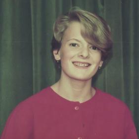 Katherine's 16th birthday Nov 83