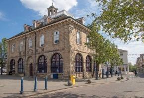 Market Hall Museum Swann Street c 17th century