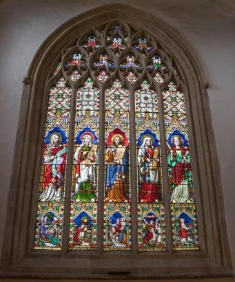 St Edward's Church...