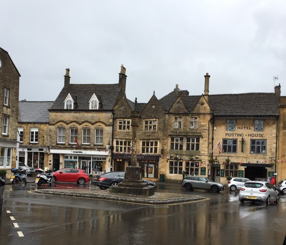 Judy's views of Stow...